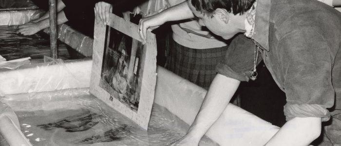 100 bilder berättar en historia om 75 år av utbildning, vetenskap och kultur