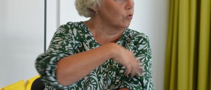 Ny i styrelsen: Johanna Berg
